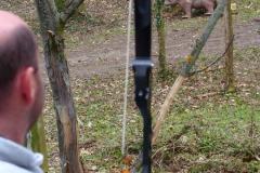 3D lukostrelba strelba z luku 22