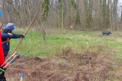 3D lukostrelba strelba z luku 4