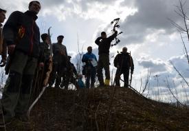 archery 3d in slovakia
