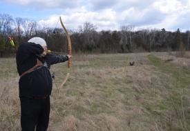 hunting bow slovakia 3D tournament