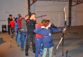 lukostrelba elan treningy zima 2015