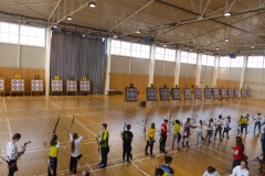 majstrovstva slovenska mladeze v lukostrelbe v hale 2018 vinicne