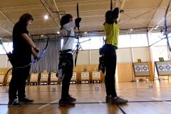 majstrovstva slovenska mladeze v lukostrelbe v hale 2018